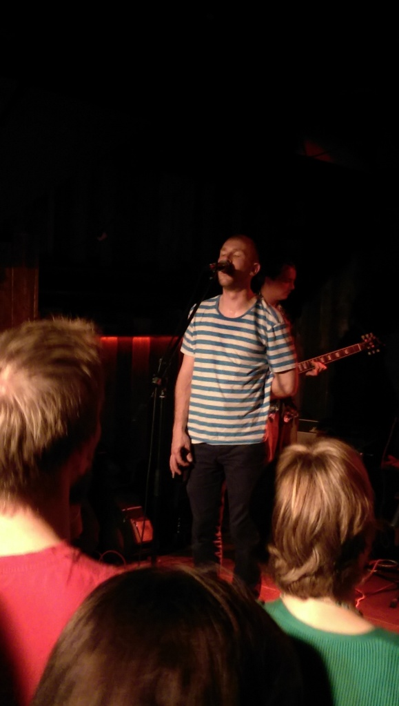 The Wave Pictures im Kleinen Donner, Hamburg 22.4.15