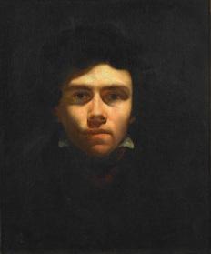 delacroix-autoportrait-rouen