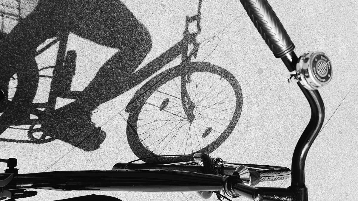 Fahrradtour durch Hamburg