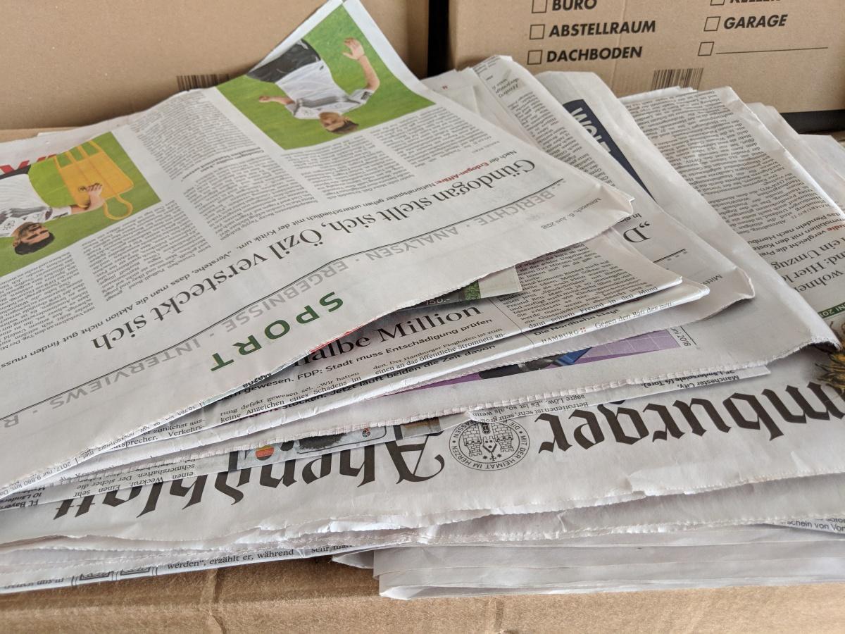 Printjournalismus, Teil 2